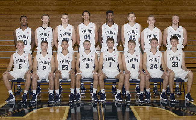 Men's Basketball Team Earns Academic Recognition from NABC