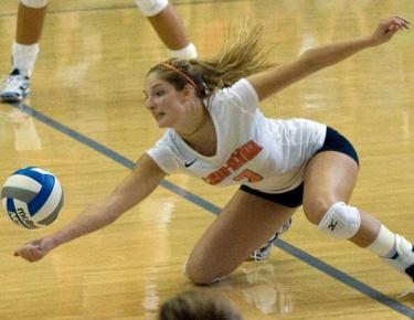 C-N volleyball star to play overseas in Ninth Annual European Global Challenge