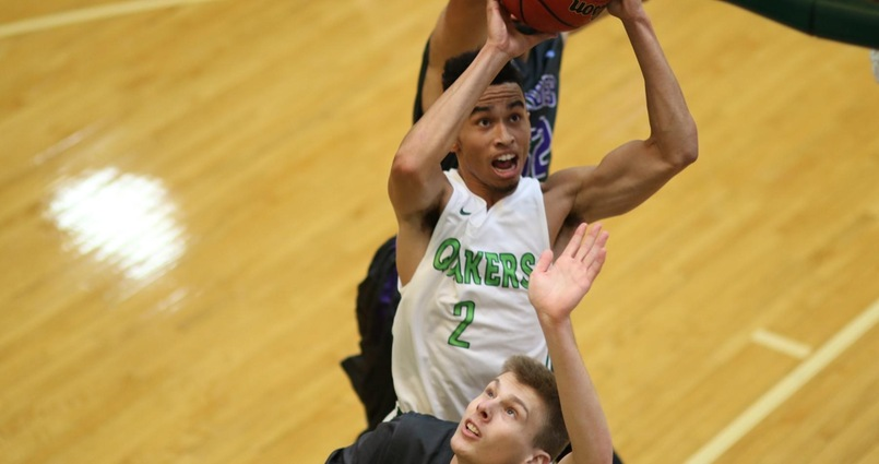 Jones Scores 30 in Men's Basketball Defeat at Ohio Northern