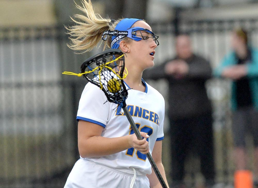 Women's Lacrosse Can't Overcome First Half Flurry in Loss to Colorado College
