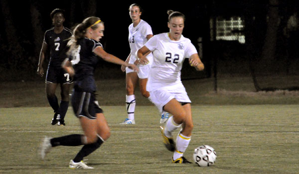 Coker Women Come Up Short Against King, 3-2