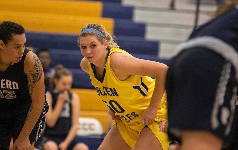 LCCC Women's Basketball Powers to Win Over NPCC, 77-69