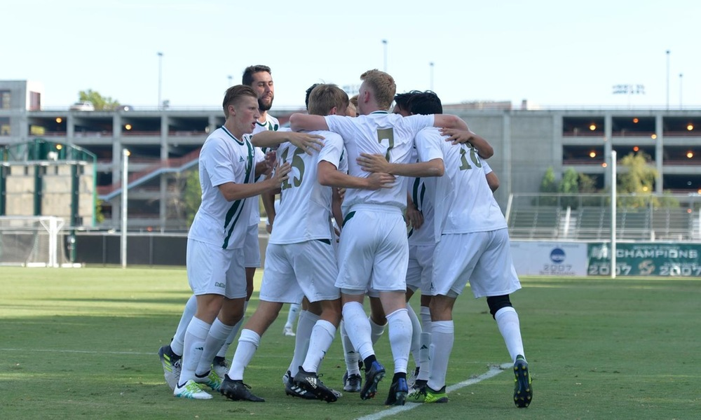 MEN'S SOCCER BIG WEST TOURNAMENT STARTS TONIGHT IN LOS ANGELES