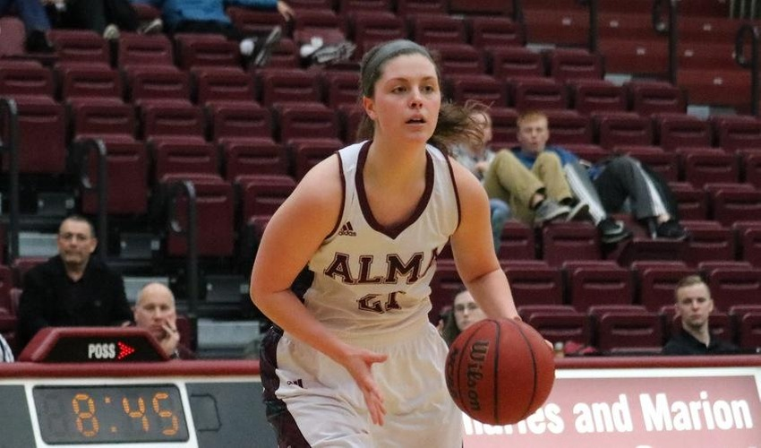 Alma Wins Third Straight, Records Most MIAA Wins Since 2012-13