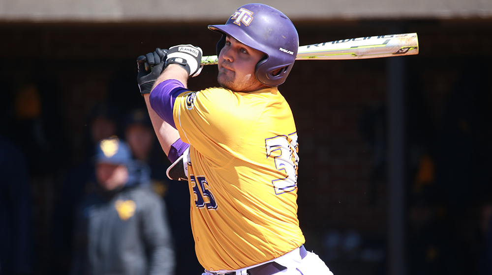 Golden Eagles host Austin Peay, Friday changed to doubleheader starting at 1 p.m.