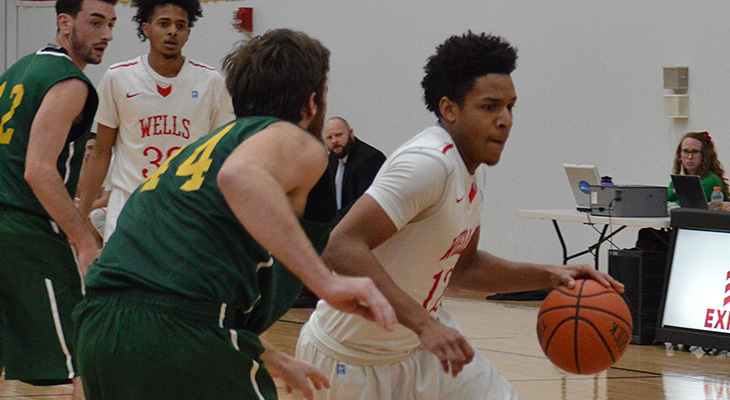 Keuka Pulls Away Late For Win Over Men's Basketball