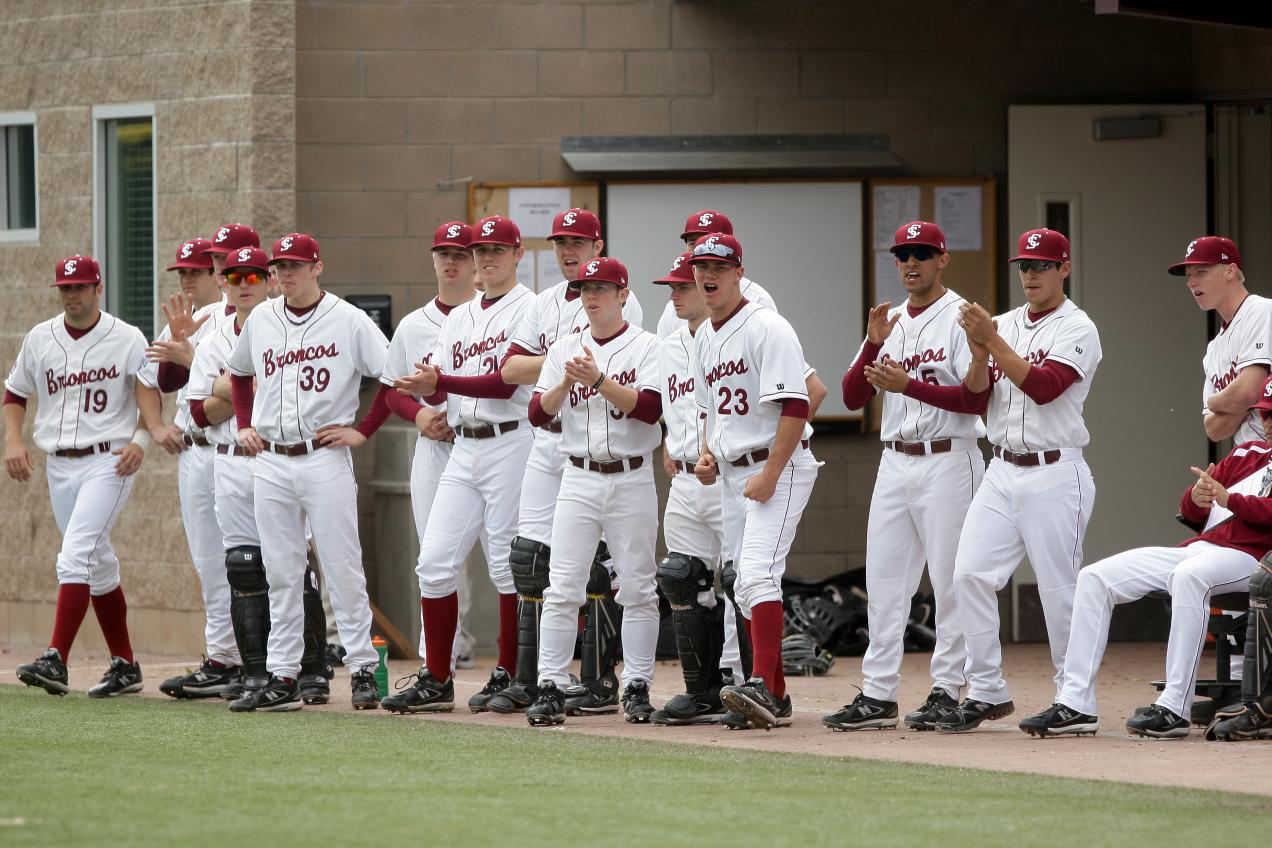 Bronco Baseball Announces Recruiting Class of 2016