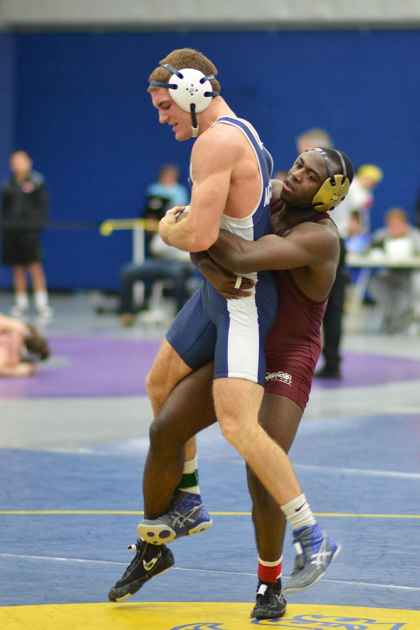 NOR_3152 wrestling cadets place seventh at roger williams invitational,Williams Invitational