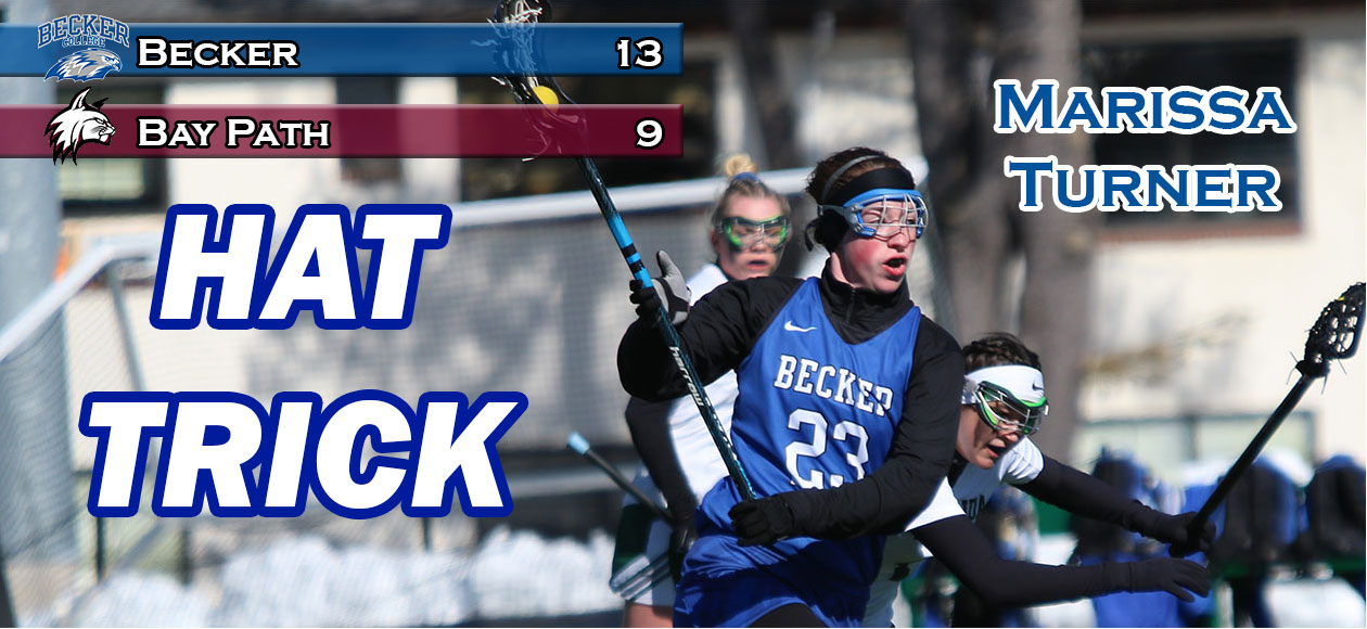 Women's Lacrosse storms back to down Bay Path, 13-9