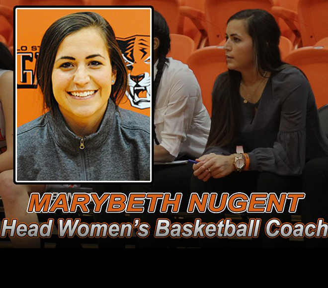 Nugent promoted to head women's basketball coach at Buffalo State