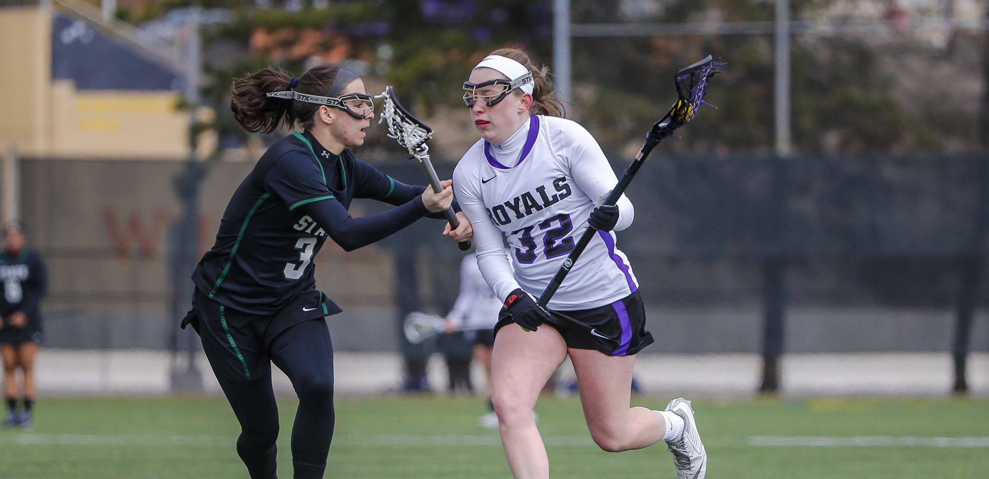 Sophomore Christine Olert scored two goals and added three assists, as the Scranton women's lacrosse team improved to 5-1 overall on the year with a 14-7 win over Marywood on Thursday evening.