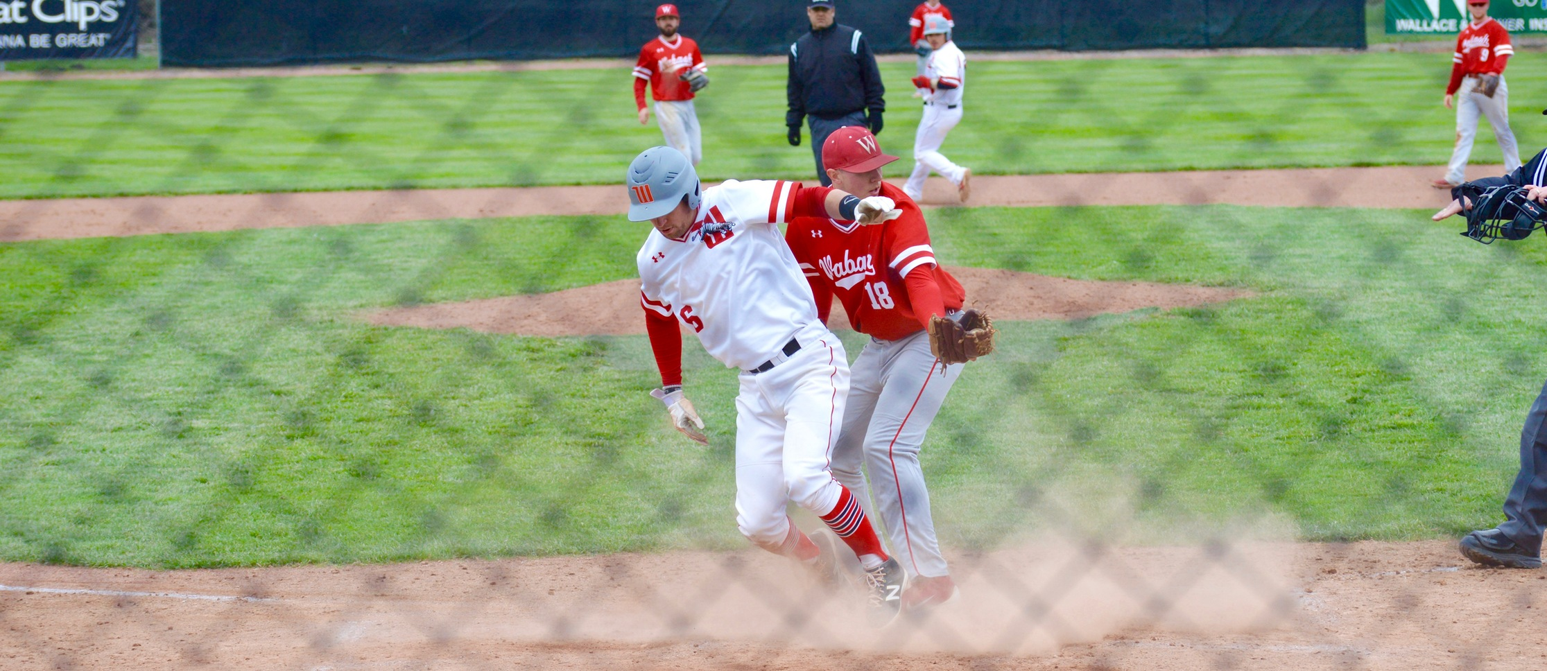Wittenberg Baseball Drops Two At Earlham