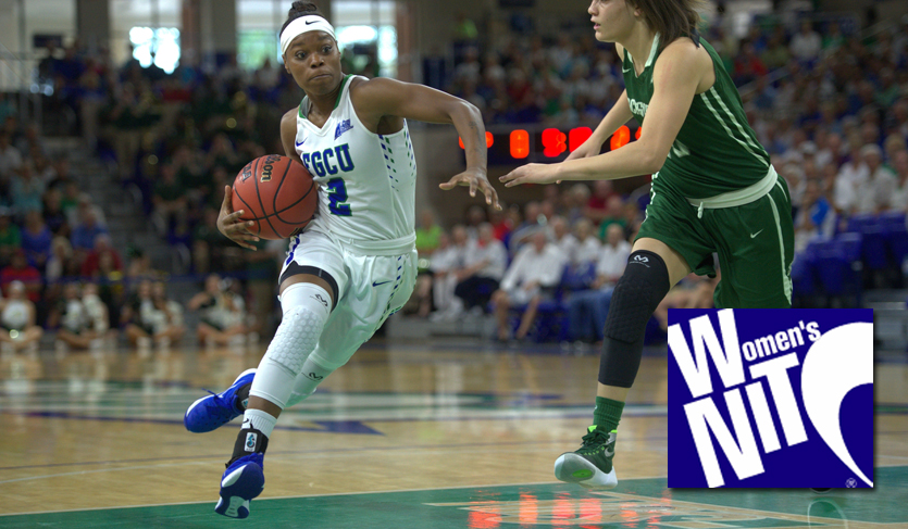 FGCU Falls To South Dakota In WNIT Final; Season Ends With Record 33 Wins