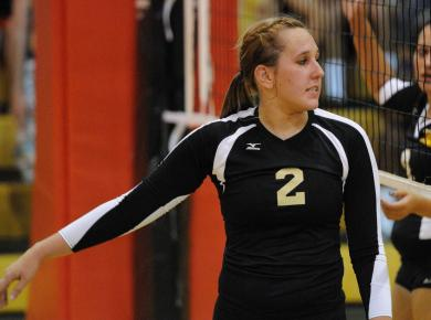 Lady Petrels Defeat Covenant in Five Sets