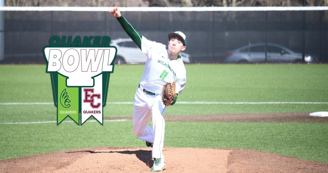 Baseball Heads to Earlham For Quaker Bowl Rivalry This Weekend