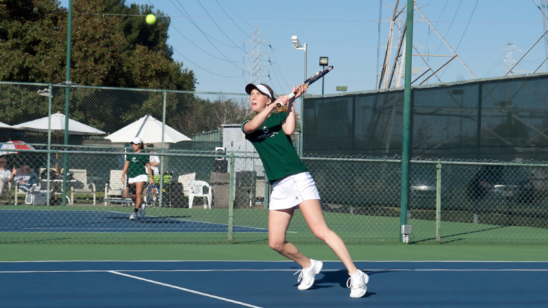 WOMEN'S TENNIS FALLS AT WASHINGTON STATE