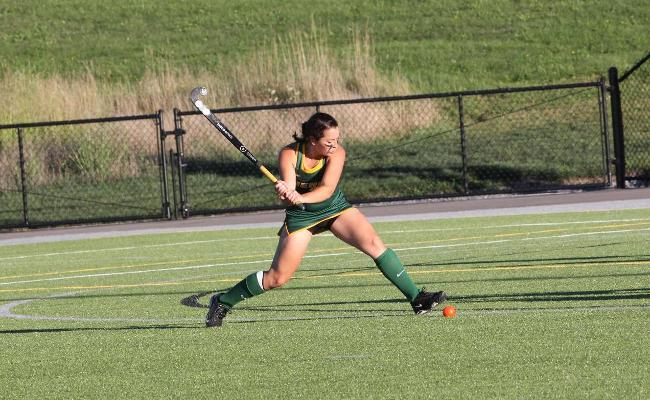 Orsino Scores Third Goal in Field Hockey Loss