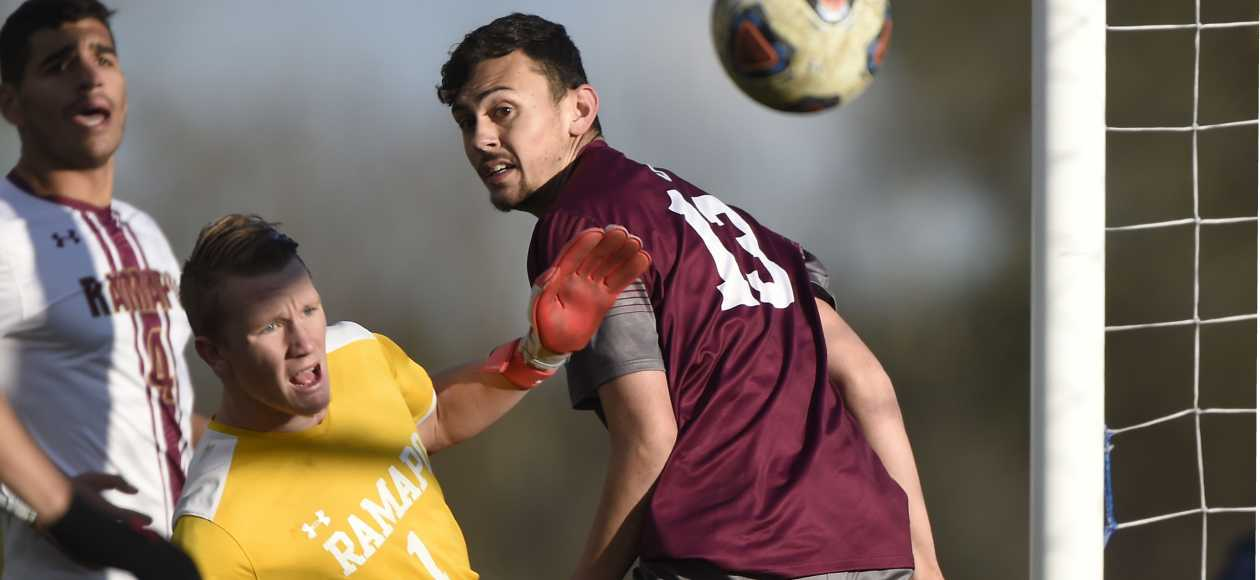 Men's Soccer Falls to Ramapo, 2-0, in NCAA Division III Championship Tournament