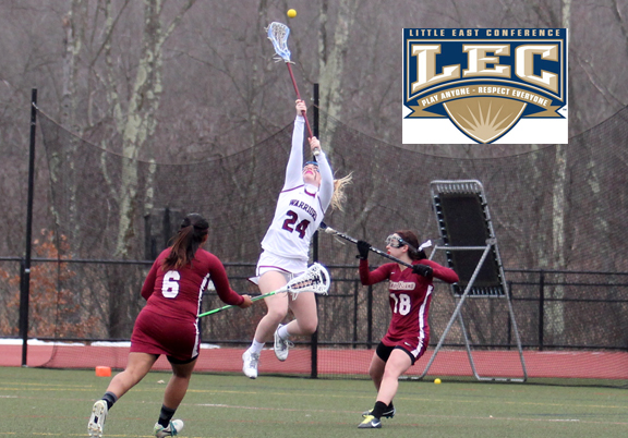 Women's Lacrosse Breezes in LEC Opener