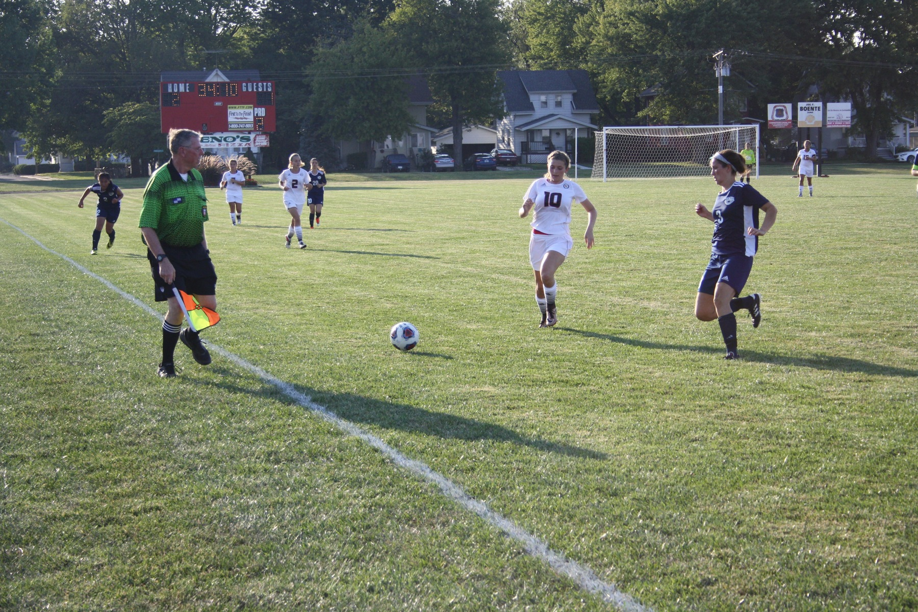Women's Soccer defeats Mount Mary 2-1