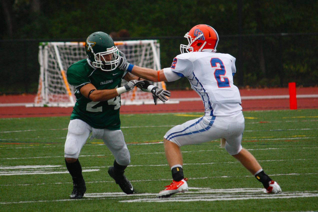 Worcester State Downs Fitchburg State, 35-0