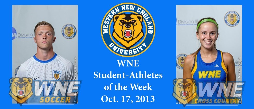 Seventh WNE Student-Athlete of the Week Award Winners Named
