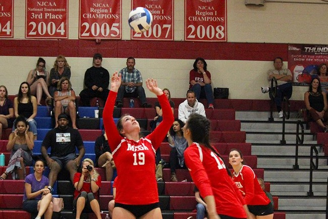#12 (1) Mesa Sweeps Through #10 (2) Scottsdale to the Region I Championship Match