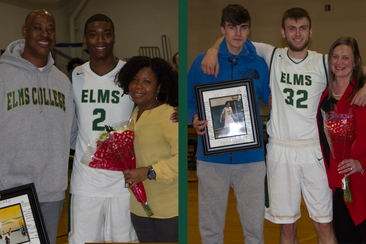Blazers Stun SVC In Senior Night Thriller
