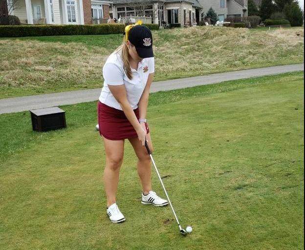 Women's Golf Competes at NC4K