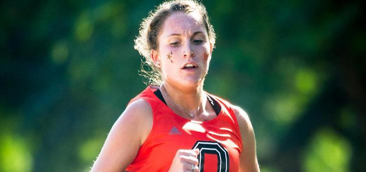 Oxy Women's Cross Takes Third at SCIAC Race