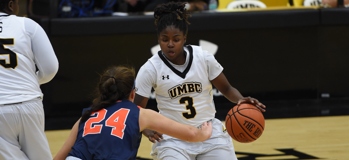 Women's Basketball Heads to Maine for Saturday Matinee