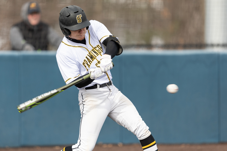 Offense Powers Baseball Past Bridgewater State 17-4
