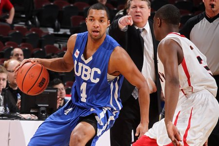 SEMIFINAL #1: CIS championship: No. 3 UBC returns to national final