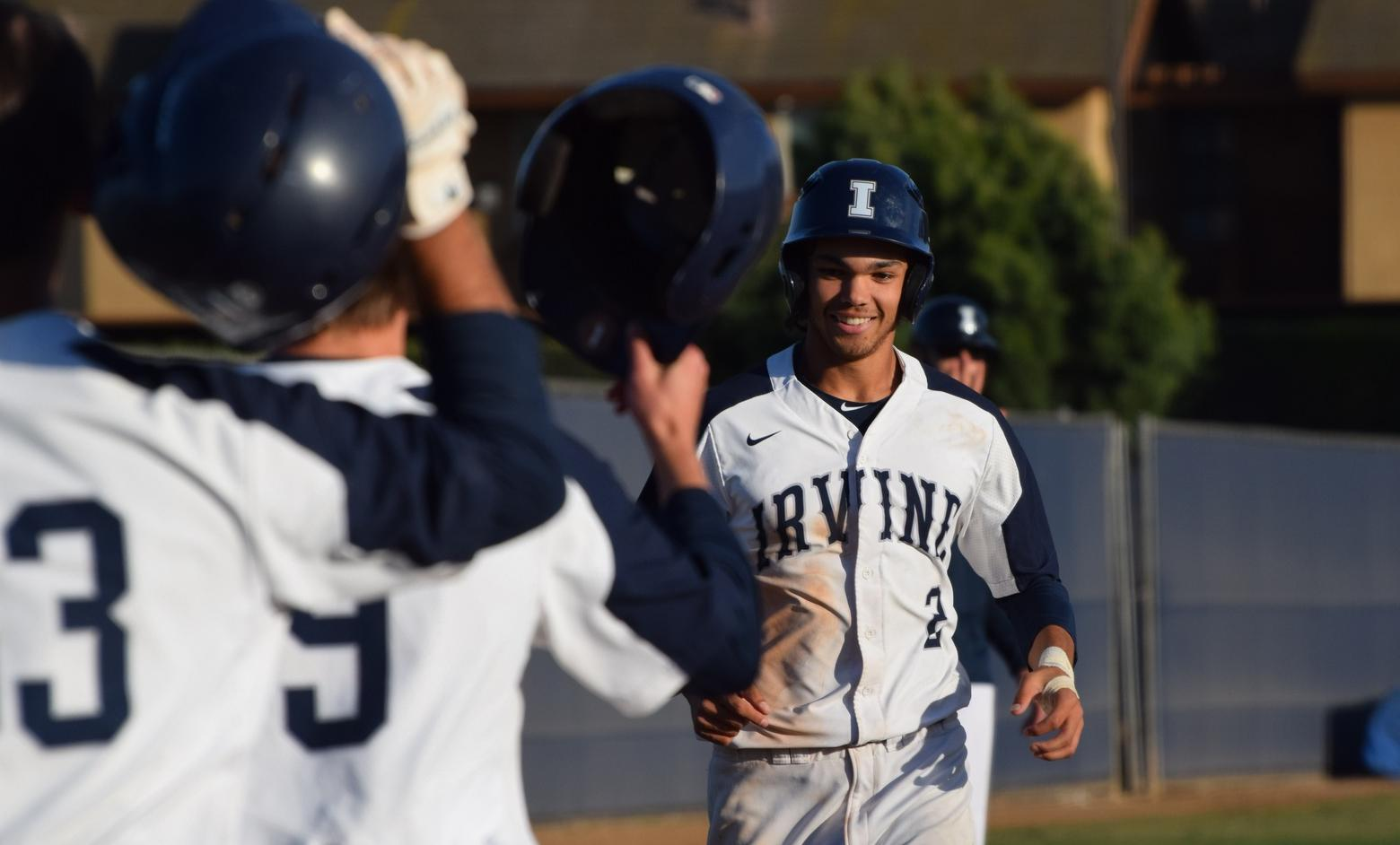 Baseball team responds with big win over San Diego Mesa