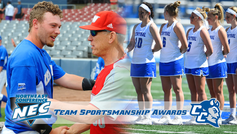 Baseball and Lacrosse Earn NEC Team Sportsmanship Awards