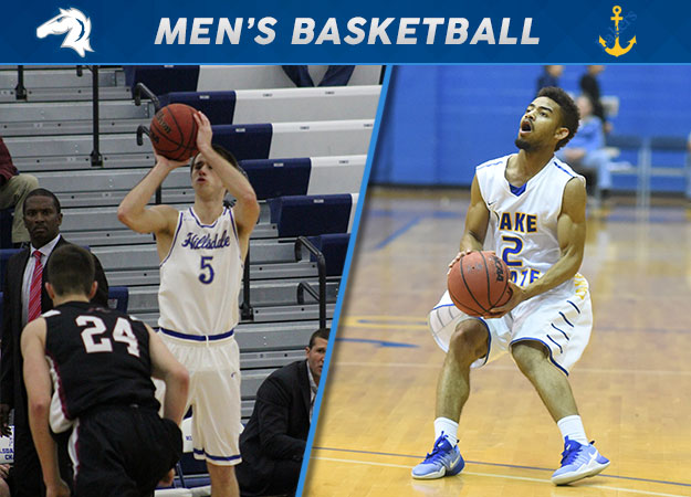 LSSU's Williams, Hillsdale's Lowry Capture GLIAC Men's Basketball Honors
