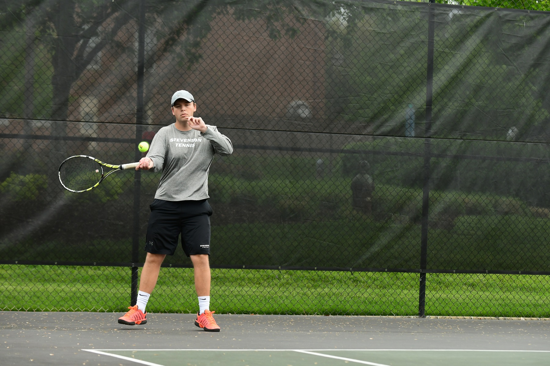 Men's Tennis Competes in Opening Day of ITA Regional Championships