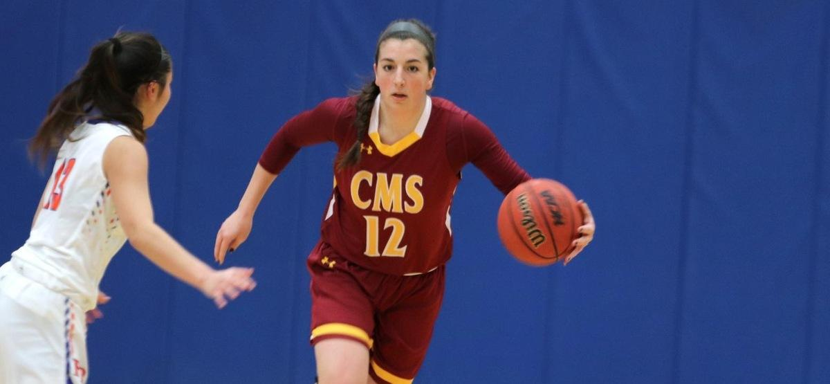 CMS Women's Basketball Led by Career-High 31 Points From Bogle Close Out Pomona-Pitzer, 85-74