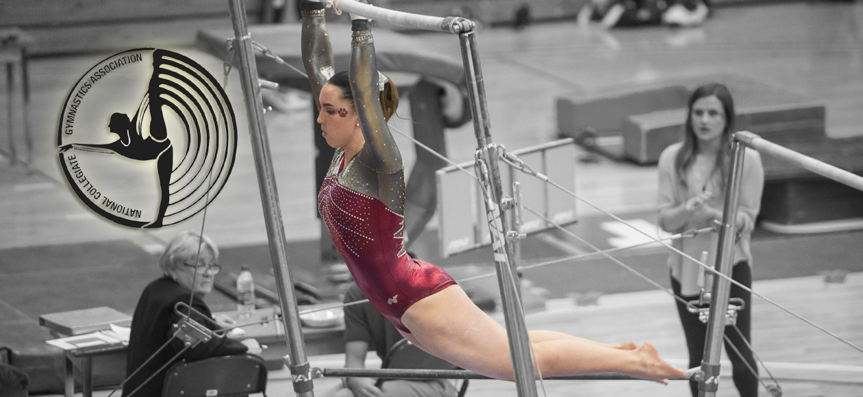 Clemens Earns NCGA East All-Around Gymnast of the Week Honors