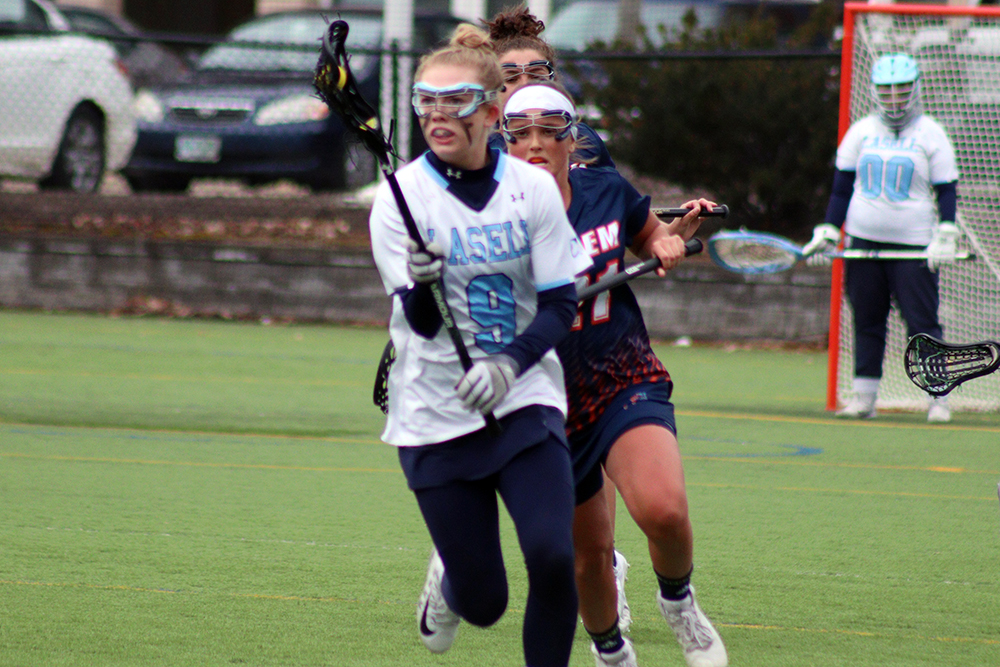 WLX: Lasell rallies past Salem State