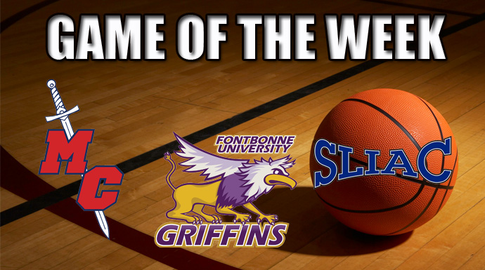 SLIAC Game of the Week - MacMurray at Fontbonne