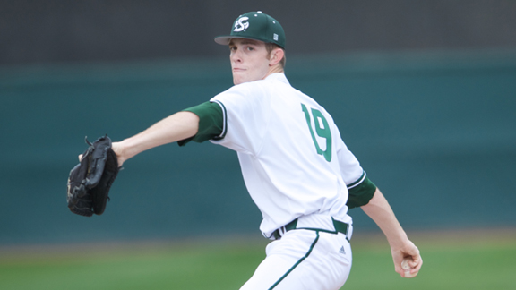BASEBALL TOPS UTAH 3-2 IN SEASON OPENER