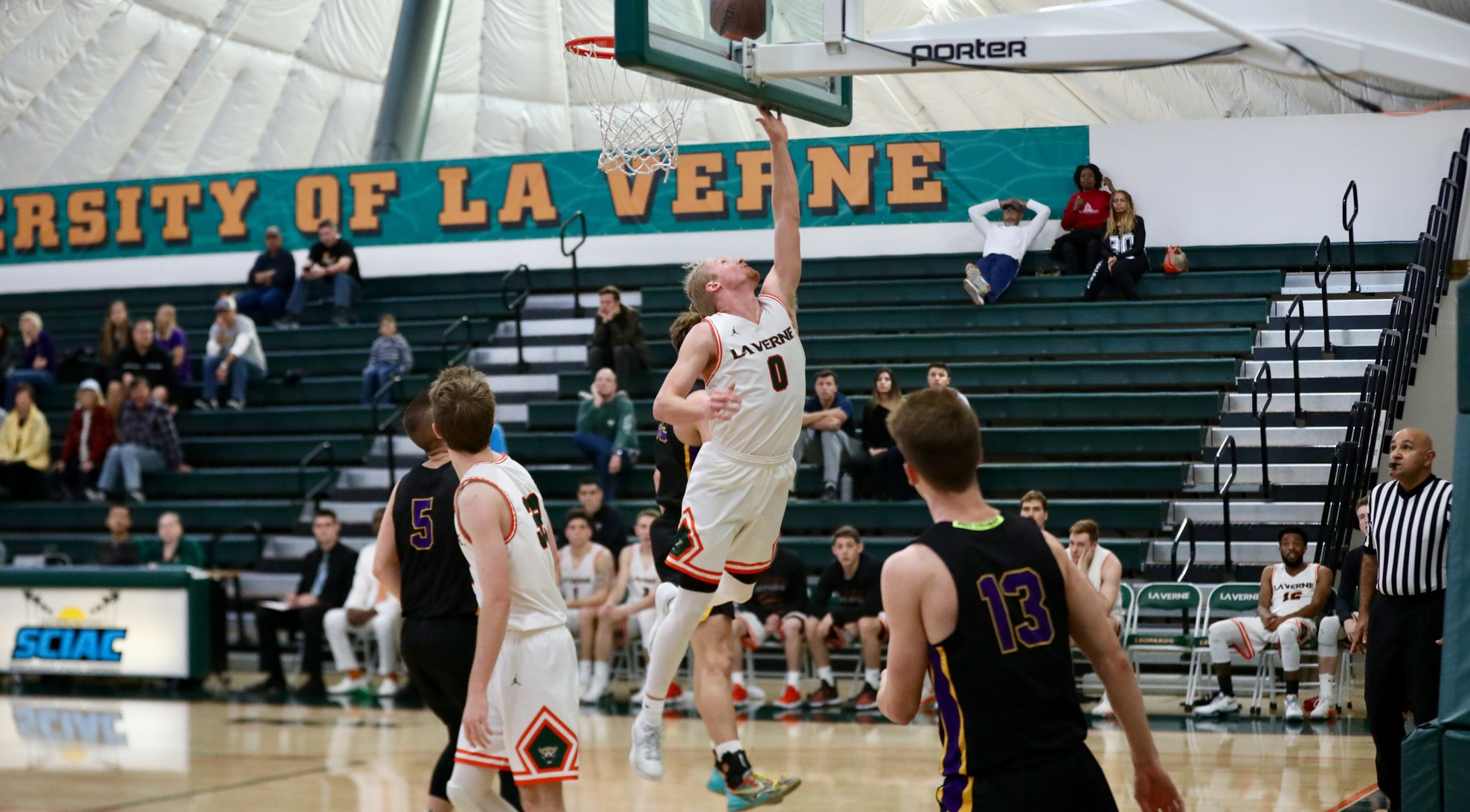 Leopards drop non-conference game to UCSC