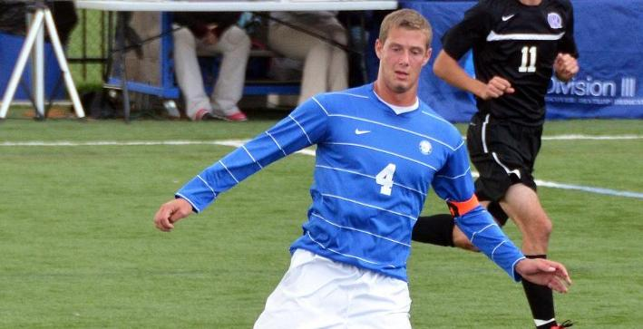 Men's Soccer rebounds with shutout win over Minnesota Morris