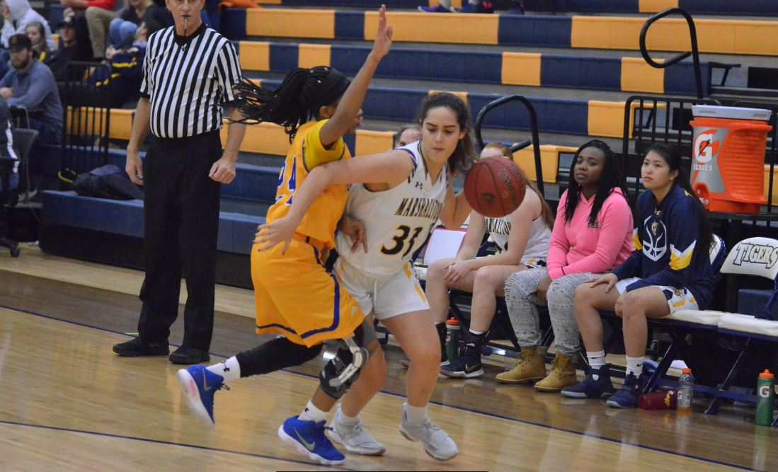 WBB Squad Drops Two at Moberly Classic