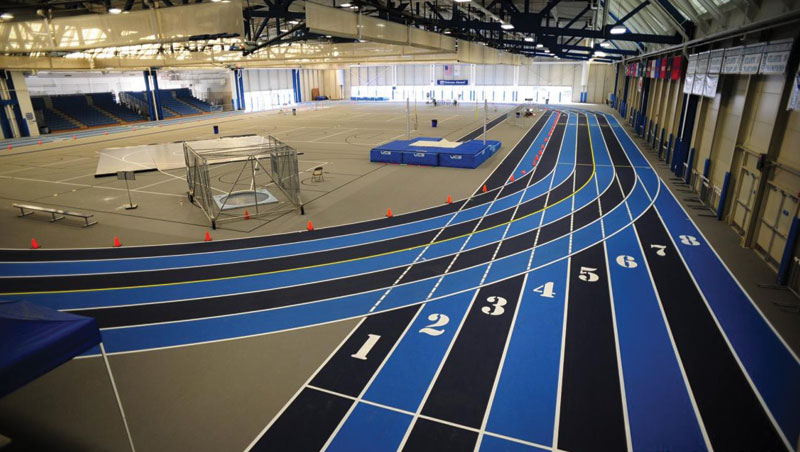 Women's Track and Field Completes URI Coaches' Tribute Meet on Saturday