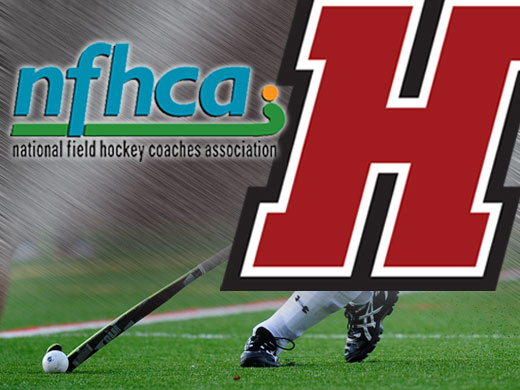 Field hockey makes the grade for national academic award