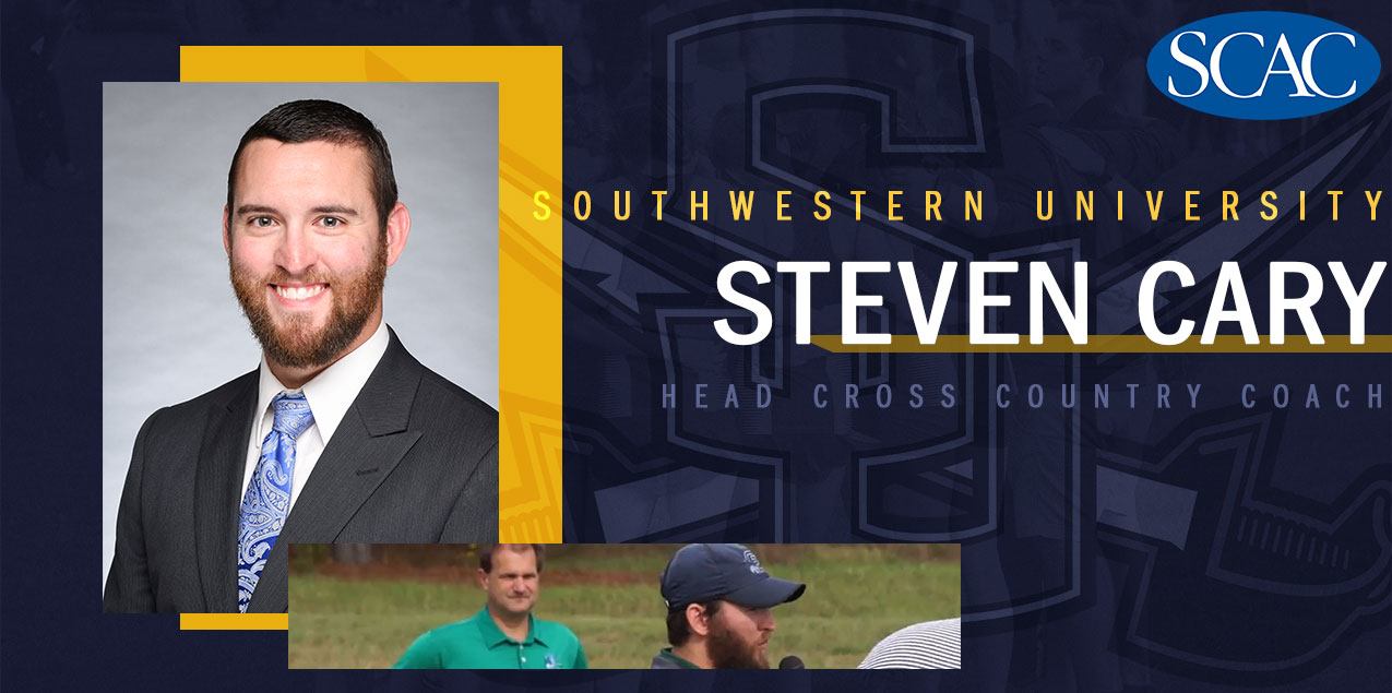 Southwestern Welcomes Steve Cary as New Cross Country Coach