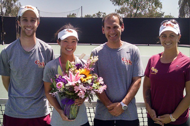 Senior day wins for Athenas lock down top seed for SCIAC Championships