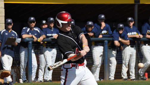 Baseball: Miller selected to GSAC all-conference team